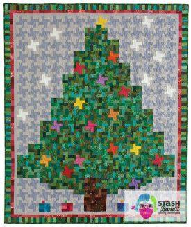 My Little Christmas Tree Quilt » Stash Bandit : christmas tree quilt - Adamdwight.com