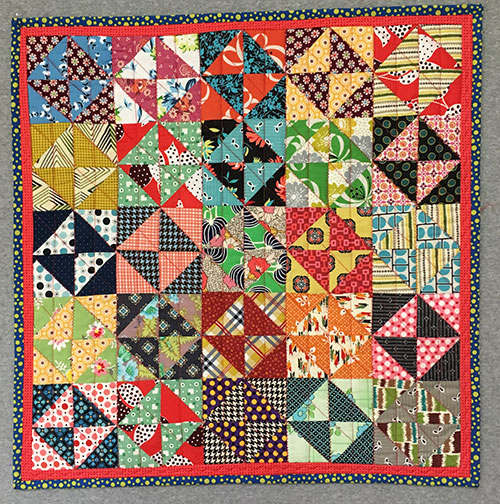 Inspired by Vintage Quilts » Stash Bandit