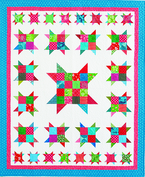 Make an Easy Christmas Quilt (or not!)