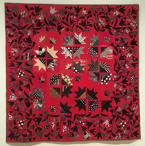 Red and Black by Yuko Eguchi