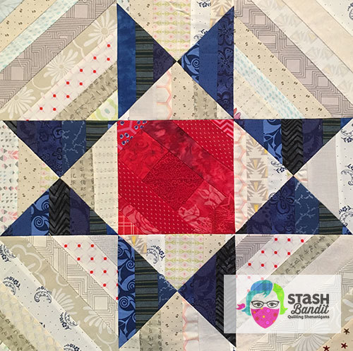 String Piecing And Improvisation 187 Stash Bandit