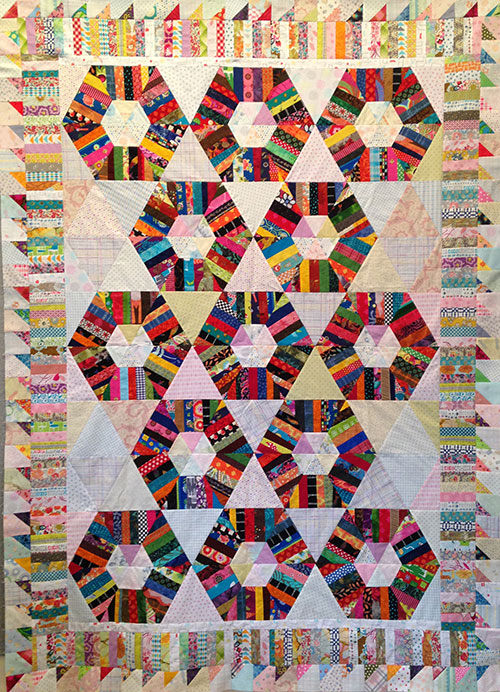 quilt retreat » Stash Bandit : how to put together a quilt - Adamdwight.com