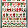 How to Make a Scalloped Quilt Border