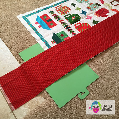 Quilting Slider Mat: How To Attach Quilt Borders » Stash Bandit