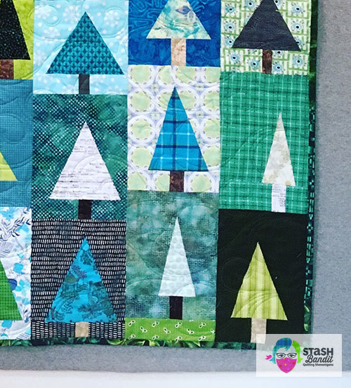 How To Make A Scrappy Quilt Binding » Stash Bandit