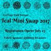 Try a Mini Quilt Swap for a Good Cause!