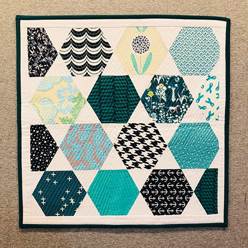 One Hundred Small Quilts 6 Stash Bandit