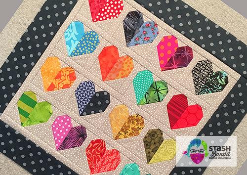 Heart appliqué hat u free baby crochet pattern hands occupied